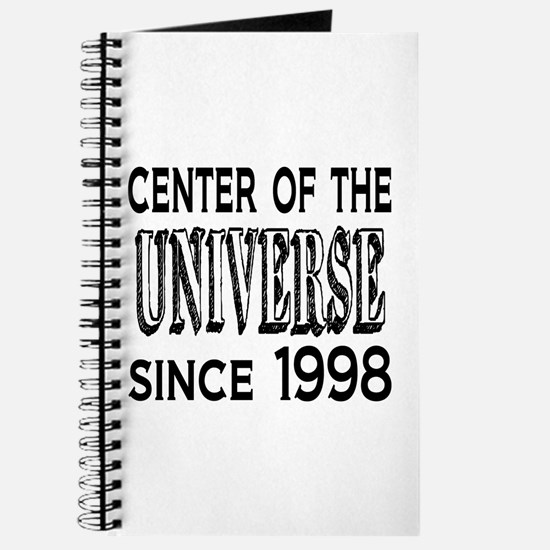 Center of the Universe Since 1998 Journal