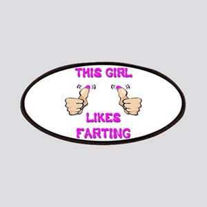 This Girl Likes Farting Patches