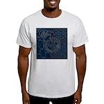 Sashiko-style Embroidery Light T-Shirt