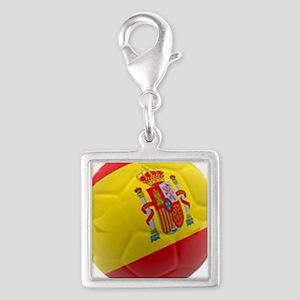 Spain world cup soccer ball Charms