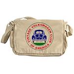 Vvwca Logo Messenger Bag