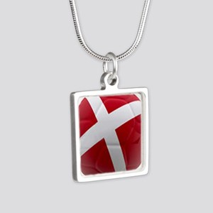 Denmark world cup ball Necklaces