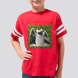 santa pen Youth Football Shirt