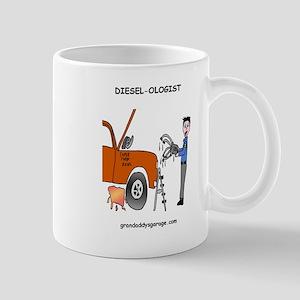 Diesel - Ologist Mug