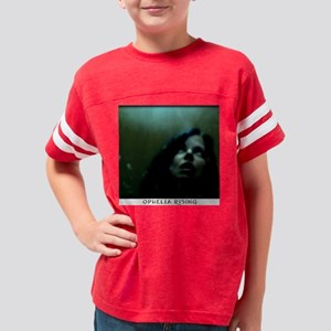 OpheliaRising Youth Football Shirt