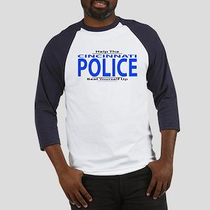 Help Cincinnati Police Baseball Jersey