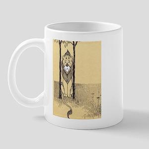 Cowardly Lion II Mug