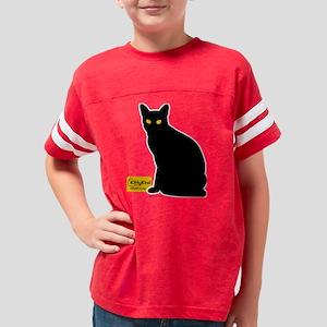 KittyKind Falasha Youth Football Shirt