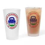 Vvwca Logo Drinking Glass