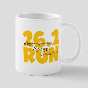 26.2 Run Yellow Mug