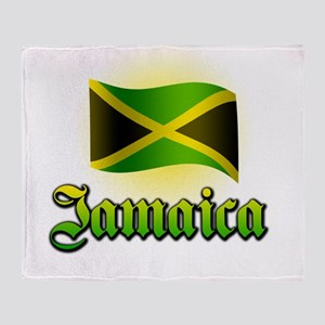 jamaica Throw Blanket