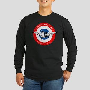 NHSC Long Sleeve Dark T-Shirt