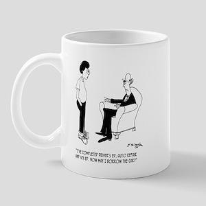 I Completed Sex Ed; May I Borrow the Car? Mug