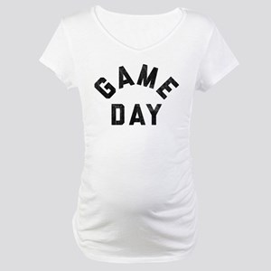 Game Day Maternity T-Shirt