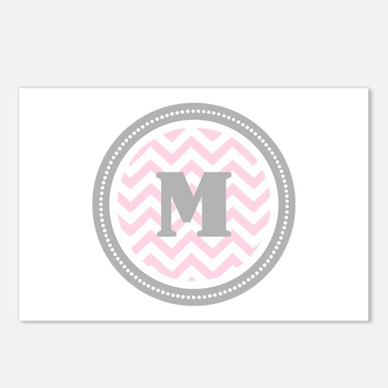 Pink Postcards (Package of 8)