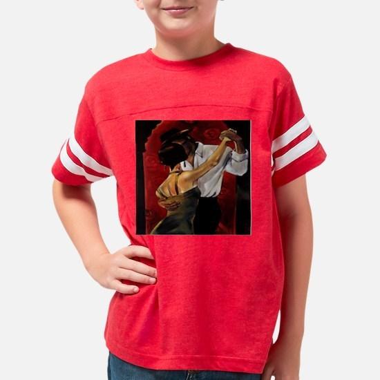 dan008-11x11 Youth Football Shirt