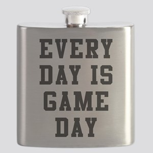Every Day Is Game Day Flask
