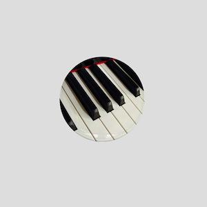 Piano Keys Mini Button