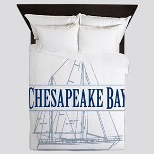 Chesapeake Bay - Queen Duvet