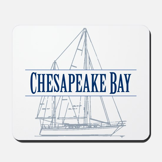 Chesapeake Bay - Mousepad