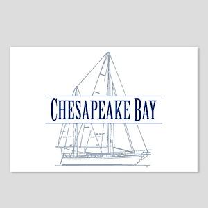 Chesapeake Bay - Postcards (Package of 8)