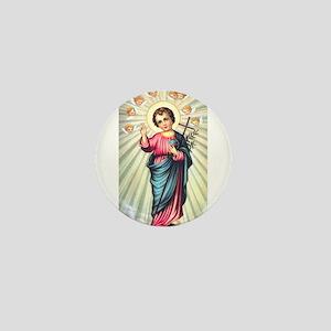 Christ Child Mini Button