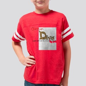 Christian Youth Football Shirt