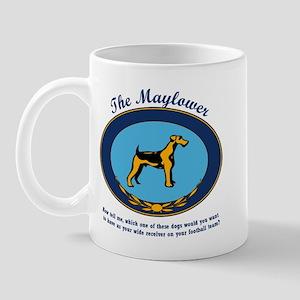 The Mayflower Dog Show Mug