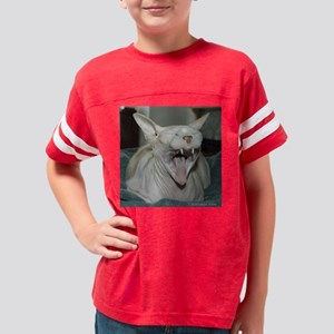 cafe_kitty Youth Football Shirt