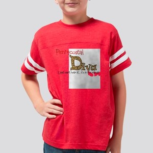 Pentacostal Youth Football Shirt