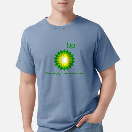 Cute Bp oil spill Mens Comfort Colors Shirt