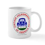 Vvwca Enthusiast Logo Mugs