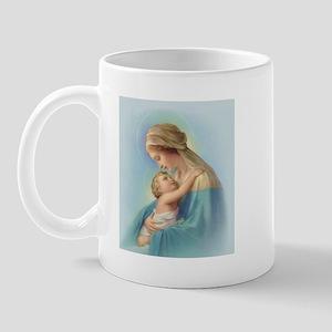 Mary and Jesus Mug