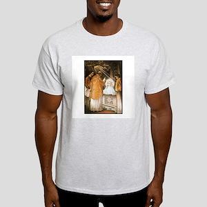 First Communion Ash Grey T-Shirt