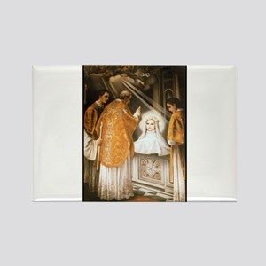 First Communion Rectangle Magnet