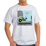 Turtle Dragster Light T-Shirt