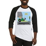 Turtle Dragster Baseball Jersey