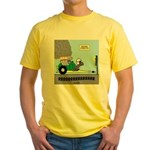 Turtle Dragster Yellow T-Shirt