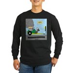 Turtle Dragster Long Sleeve Dark T-Shirt