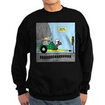 Turtle Dragster Sweatshirt (dark)