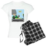 Turtle Dragster Women's Light Pajamas
