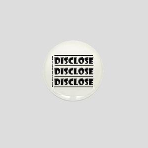 Compliance Disclosure Mini Button