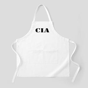 CIA BBQ Apron
