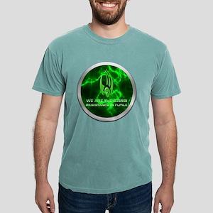 Borg Emblem Mens Comfort Colors Shirt