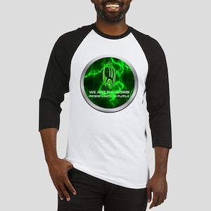 Borg Emblem Baseball Tee