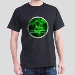 Borg Emblem Dark T-Shirt