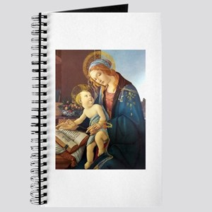 Mary and Baby Jesus Journal