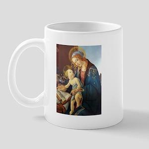 Mary and Baby Jesus Mug