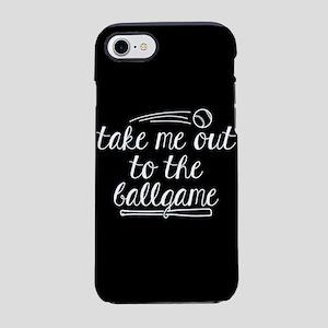 Take Me Out To The Ballgame iPhone 7 Tough Case