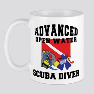 Advanced SCUBA Diver Mug